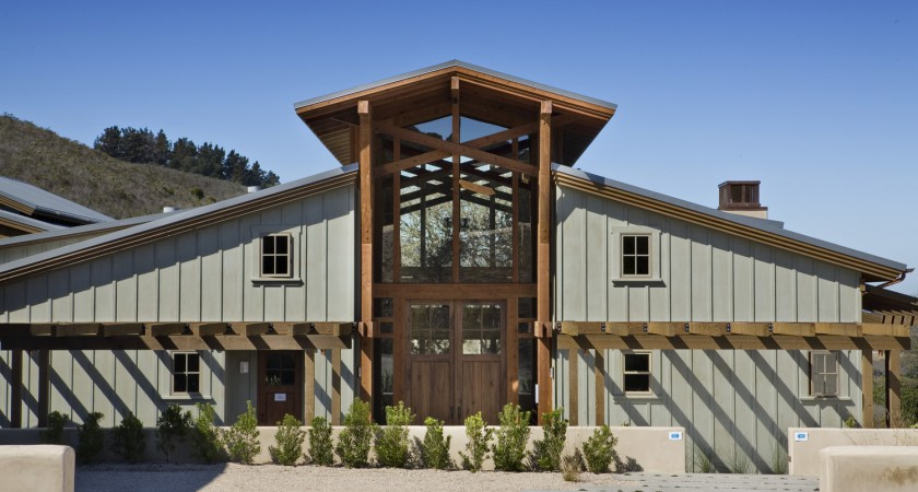 Idea House Outside View