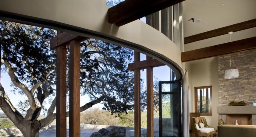 Sunset House Interior