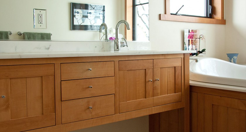 Arts Crafts Cabinetry 2